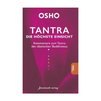 Buch - Tantra die höchste Einsicht - Osho