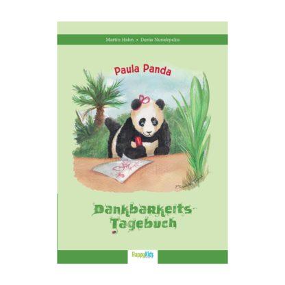 Paula Panda Dankbarkeits Tagebuch