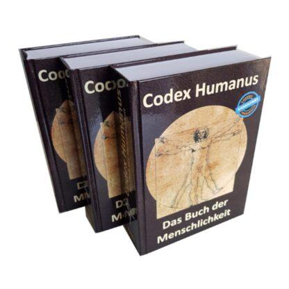 Codex Humanus 3 Baende