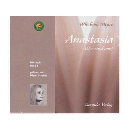Hoerbuch Anastasia Band 5 Wer sind wir