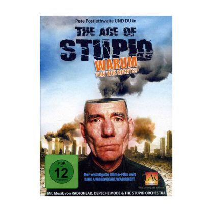 DVD The age of stupid