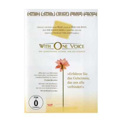 DVD With one voice