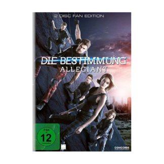 DVD Die Bestimmung 3