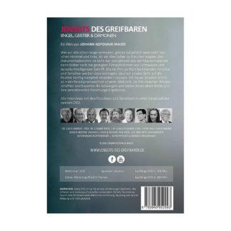 DVD Jenseits des Greifbaren I Rueckseite