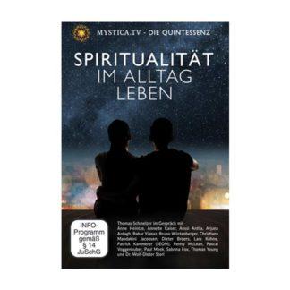 DVD Quintessenz Spiritualitaet im Alltag Leben