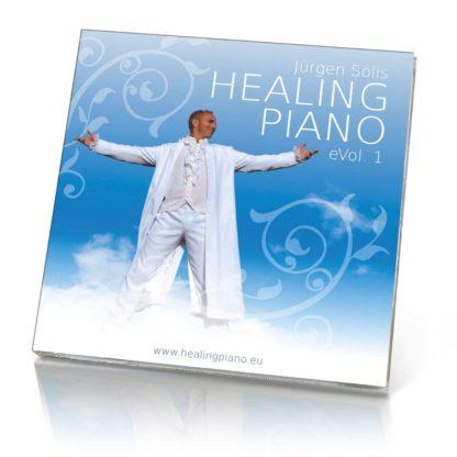 CD Healing Piano Jürgen Solis