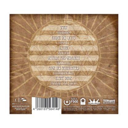 CD Spirit Seom Rueckseite