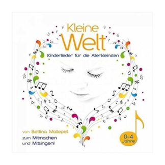 CD Kleine Welt Bettina Mallepell Carmen Hron
