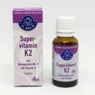 Vitamin K2 Tropfen vegan