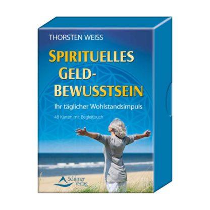 Kartenset Spirituelles Geldbewusstsein