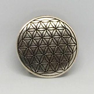 Guertelschnalle BdL DM 5,5cm Silber