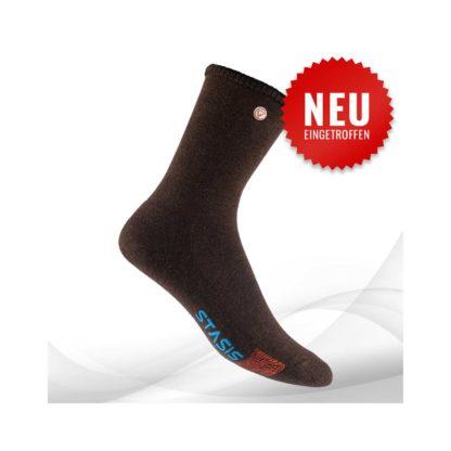 Neuro Socks Wellness Crew braun
