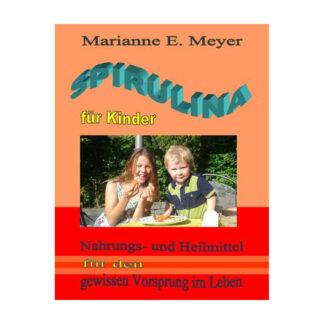 Buch Spirulina fuer Kinder