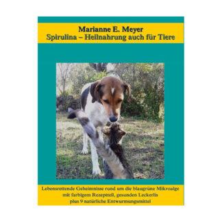 Buch Spirulina fuer Tiere